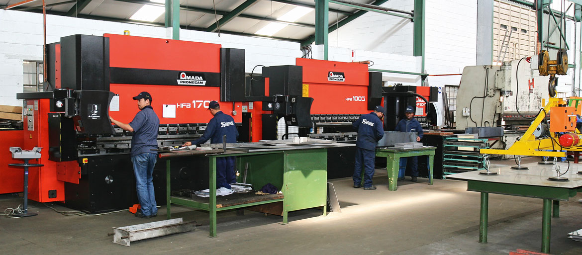 Servmat Steel Servicing Centre -